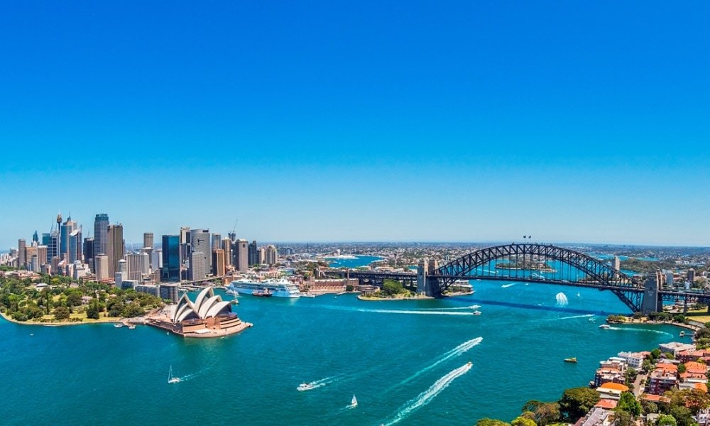 Sydney House Prices Ranked top four