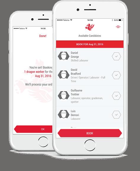 Labour Hire App