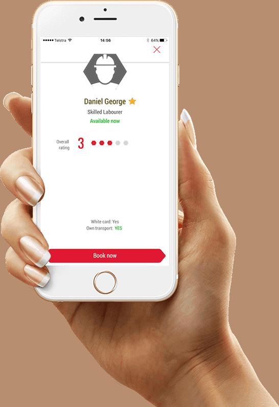 Labour Hire App - Download now