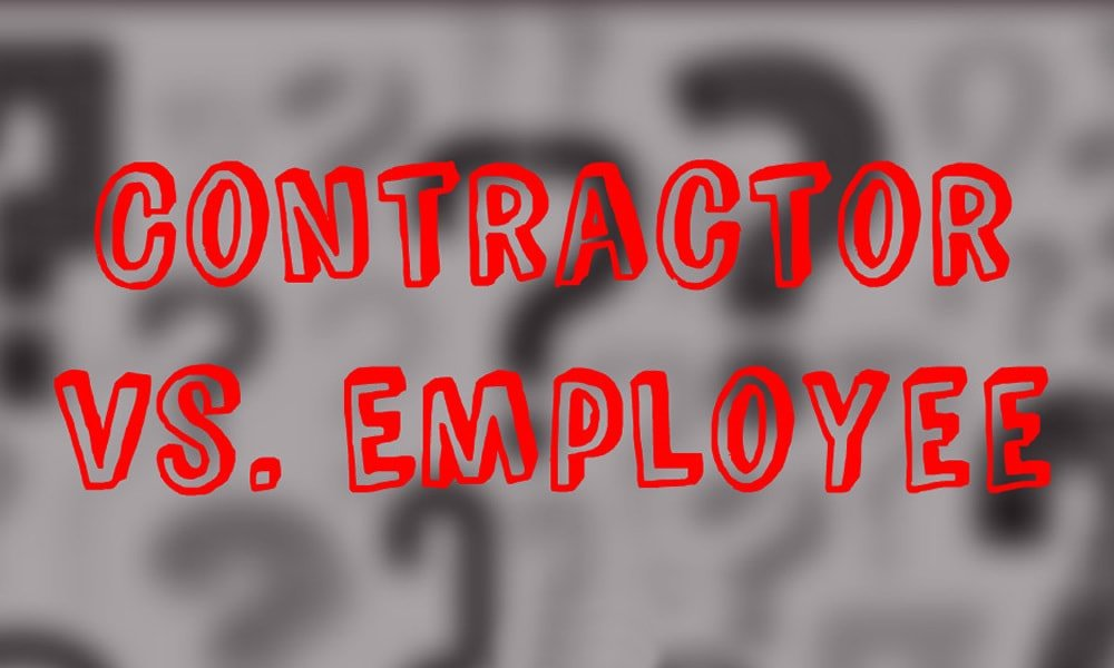 Contractor Vs Employee - Labour Hire
