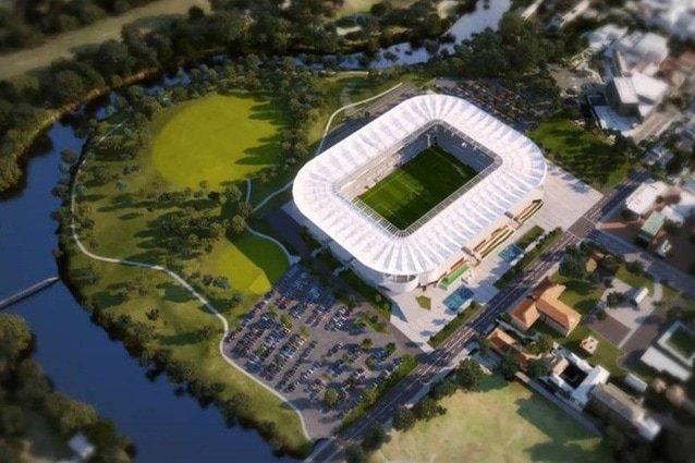 Western Sydney's Futuristic New Oval