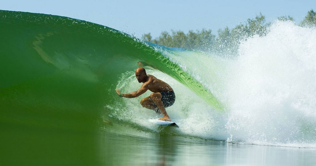 Waveparks - the future of surfing?