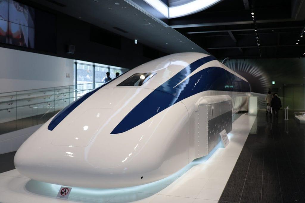 Clara High Speed Train