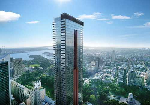 Sydney's the Greenland Centre
