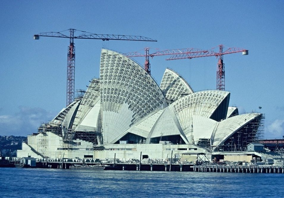 Sydney Construction Booming